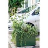 組立式花壇プランターリンクアボード 70×50cm 写真