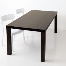 Multi マルチダイニングテーブル ウッドレッグタイプ 幅200cm