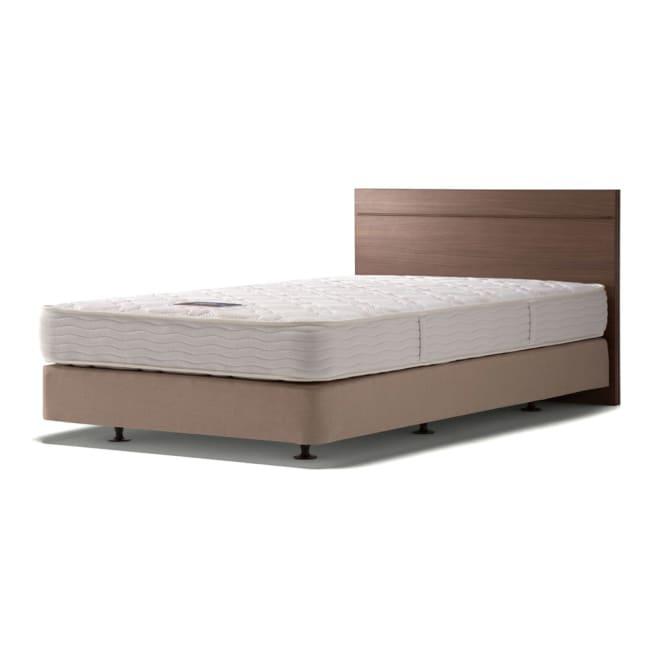 Simmons シモンズ フラットステーションベッド 6.5インチ ゴールデンバリューマットレス(GV) 寝心地を重視したい方におすすめなダブルクッションタイプ