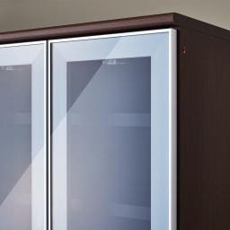 LDK壁面収納(高さ200cm) レンジ収納 板扉 幅58cm