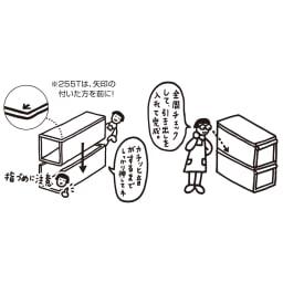 分別スウィングステーション(ダストボックス) 4段・ハイタイプ