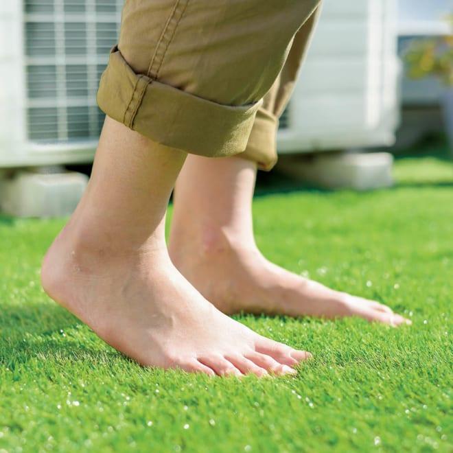 毛足の長さが選べるリアルロール人工芝 毛足20mm 1×5m