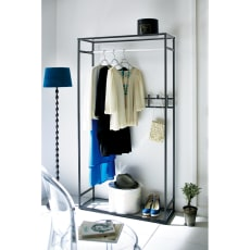 Cube Rack(キューブラック) ハンガーラック 幅90cm