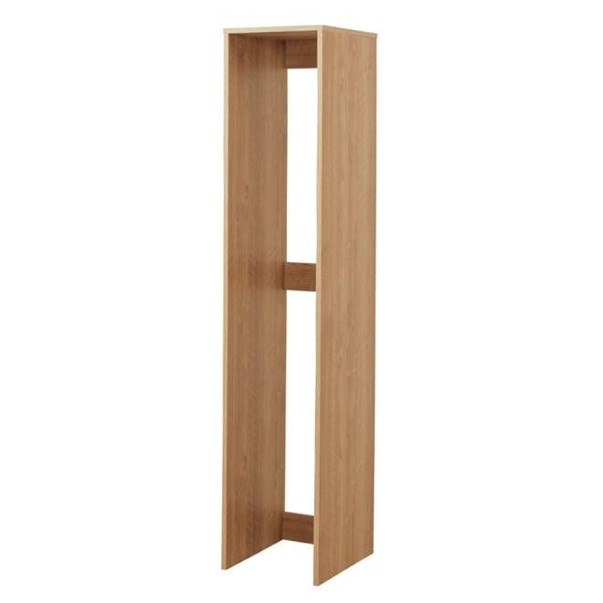 天然木調すき間収納本棚 2列用ボックス単品 ※写真はお届けの色とは異なります。お届けはナチュラルとなります。