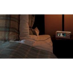 振動式目覚まし時計