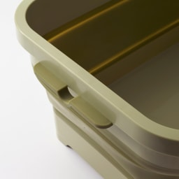 折り畳み式バスケット&テーブル ミラーゴ