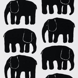 Finlayson/フィンレイソン 軽量ウォームパネル風呂フタ ELEFANTTI(エレファンティ)…1969年に発表されて以来愛され続けてきた象のモチーフ。