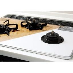 多目的洗剤 アミロンプロ(ホワイトラベル) お徳用5Lセット (コンロ)頑固な焦げもするり。