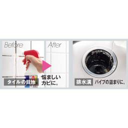 業務用洗剤 いいとこ取り3点セットプロ ミニ(お試し)3点セット ホワイトラベル