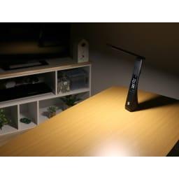 充電式LEDスタンドライト デジタル表示
