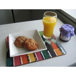 Eames/イームズ ランチョンマット 6枚組  朝食にもいいサイズです