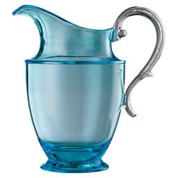 MARIOLUCA/マリオルカ 樹脂製のグラスシリーズ ピッチャー1個 (ウ)ターコイズ