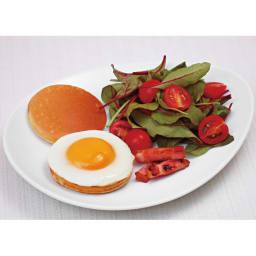 ホットケーキ パンケーキフライパン ガス火用 素敵な朝食の出来上がり