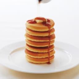 ホットケーキ パンケーキフライパン ガス火用 同じサイズに焼けるのでお店のようなおしゃれなパンケーキタワーも簡単!