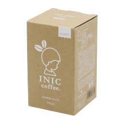 イニック×カフア コーヒーボトル 190ml かわいい箱入りです