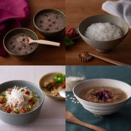 ミニライスクッカー 0.5~2合が炊飯できます! おかゆもおいしく炊けます