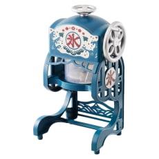 電動本格ふわふわ氷かき器 かき氷器