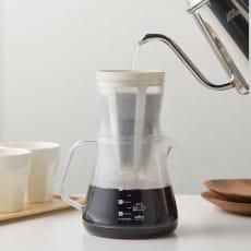 コーヒーサーバーストロン2WAドリッパー