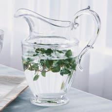 MARIOLUCA/マリオルカ 樹脂製のグラスシリーズ ピッチャー1個