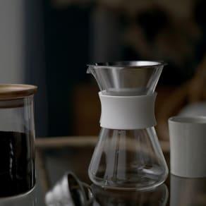 HARIO/ハリオ グラスコーヒーメーカー Simply HARIO 写真