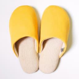 東洋紡「銀世界®」使用 抗菌スリッパ ソフティ2 色とサイズが選べる2足組 (イ)Mオレンジ