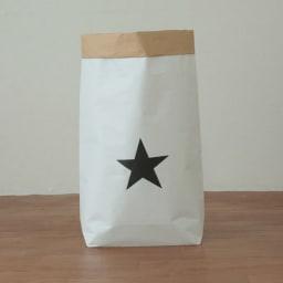 日本のお米屋さんが作った北欧風ペーパーバッグ (ア)STAR 表