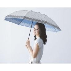 両面プリント大判晴雨兼用 折り畳み傘(UVカット99%以上・遮光99%以上)