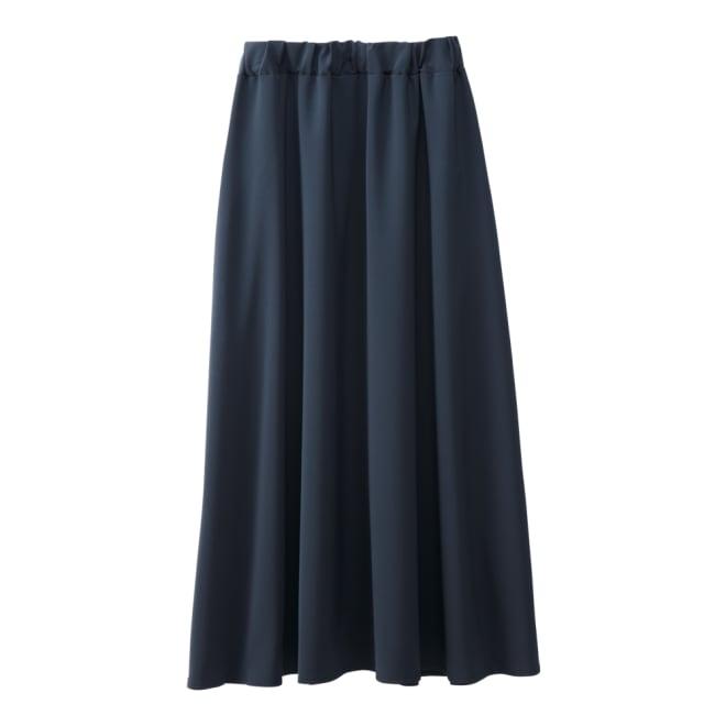 2WAYストレッチ生地使用 シワになりにくいウェアシリーズ ジャージースカート