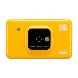 KODAK インスタントカメラ プリンター特別セット (ア)イエロー