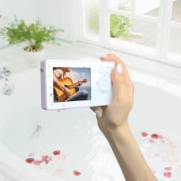 STAYAR 3.2インチ防水ワンセグTV