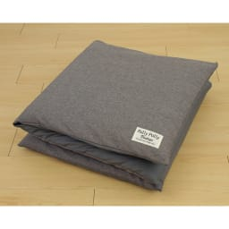 座布団がごろ寝クッションになる座布団収納袋
