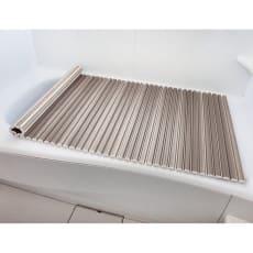 抗菌・防カビ素材配合 木目調風呂フタ