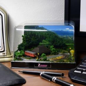 ROKUHAN 鉄道模型セット ディーゼルカーキハ52形付き 写真