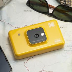 KODAK インスタントカメラ プリンター特別セット 写真