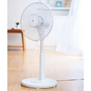 扇風機ボタン式 写真