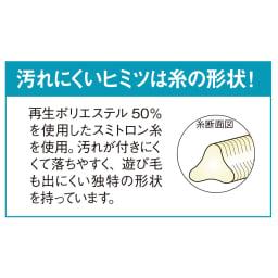 消臭汚れにくいキッチンマット(バラ柄・シダ柄・リンゴ柄) 左から(エ)シダ柄ブラウン(ウ)シダ柄グリーン