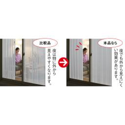 幅100×丈148cm 新ウェーブロン(R)使用 レースカーテン(2枚組)