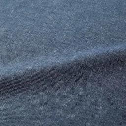 BINGO/ビンゴ デニムマルチカバー マルチカバー [生地アップ]ヤーンホームが展開する「BINGO」とハウススタイリングのコラボアイテム。「BINGO」は広島県・備後地区の良質なデニムを使用しており、光沢のあるコーマ糸で、しっとりとなめらかな風合いが特徴です。