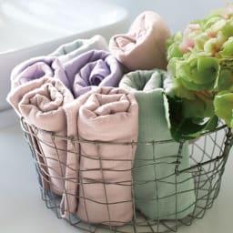 Mistral bouquet/ミストラルブーケ タオル フェイスタオル 色が選べる2枚