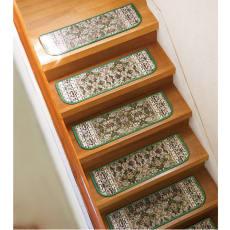 ポーロモケット織階段マット
