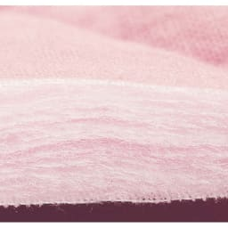 ダイヤキルト パシーマEX  パッドシーツ(ファミリーサイズ) 冬場は暖かいその秘密は、ガーゼと脱脂綿の多重構造。
