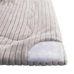 暖かさと肌へのやさしさを考えたFUWARMシリーズ ボックスシーツ型敷きパッド