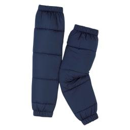 バージョンアップしました!昨冬人気のテイジンV-Lap(R)使用 着る布団シリーズ 足カバー (ア)ネイビー