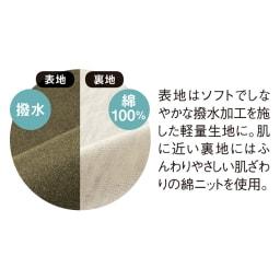 バージョンアップしました!昨冬人気のテイジンV-Lap(R)使用 着る布団シリーズ 足カバー 撥水加工&さらに軽くやわらかくなりました!