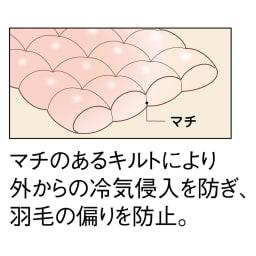 昭和西川 カナディアン羽毛掛け布団