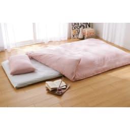【西川】新生活シングル5点セット 高品質な西川の寝具には二重ガーゼカバーがオススメです!