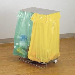 ペダル式ダストスタンド(簡易ゴミ箱)
