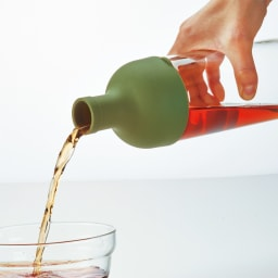 HARIO/ハリオ フィルターインボトル 1本 水と茶葉などを入れて、そのまま注げます。