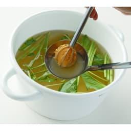 Leye/レイエ  計量みそマドラー【キッチンツール 調理 味噌溶き 計量スプーン】 そのまま味噌溶きとして使えます。