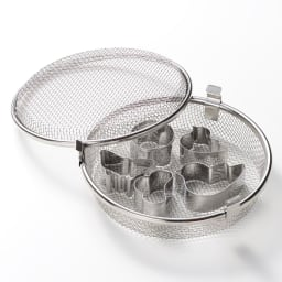 小物が洗える食洗機カゴ